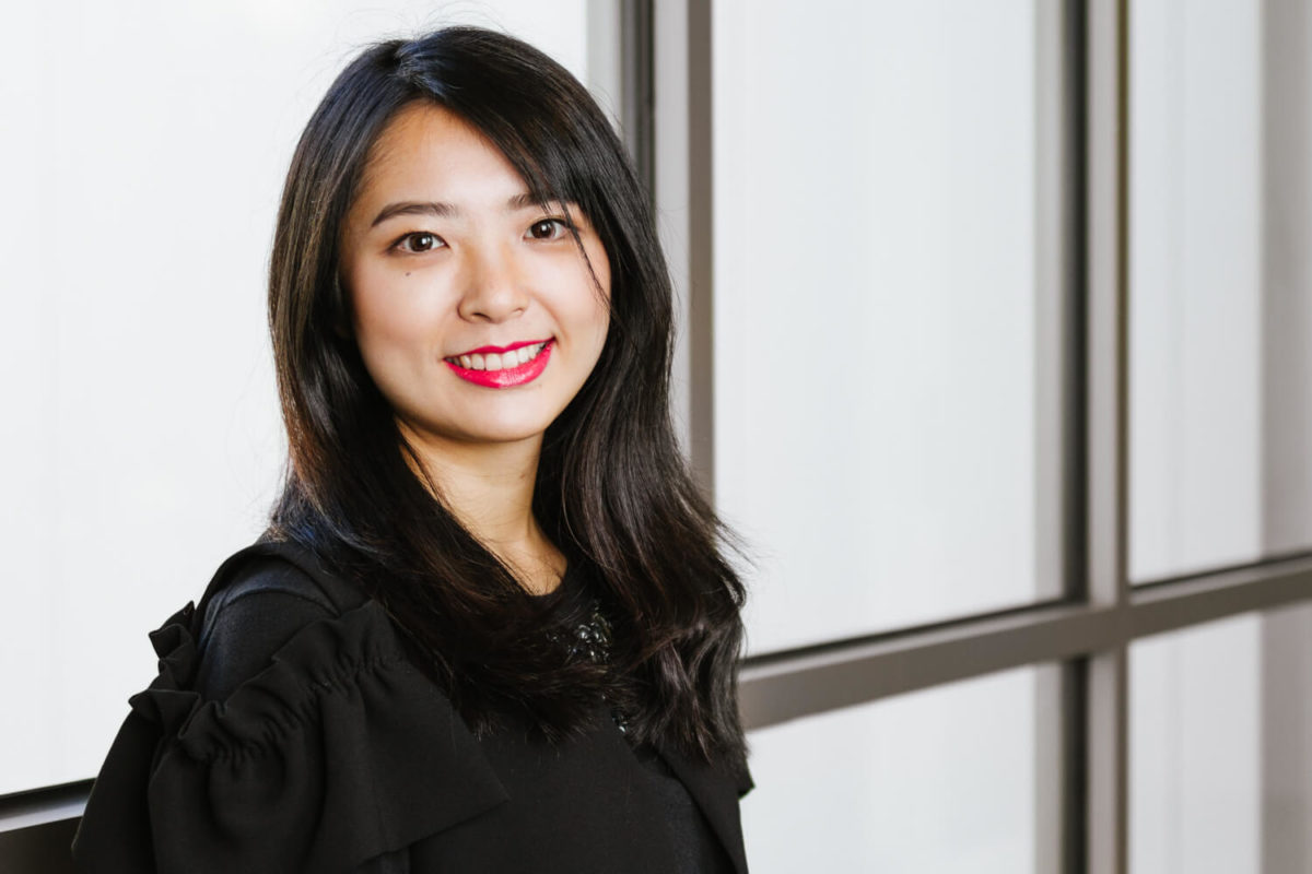 Charlene Guan