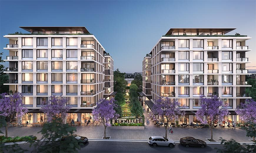 Newmarket Residences and Figtree Pocket